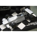 MiniChamps De Tomaso 505/38 Ford Frank Williams F1