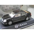 Nissan own brand  about 2009 Nissan Tiana 1/43
