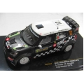 IXO Mini John Cooper works #12 Rally Sweden 2012 1/43 M/B
