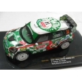 IXO Mini John Cooper works #14 Rally Monte Carlo 2012 1/43 M/B