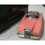 Thunderbirds Fab 1 by Amie in 1/18 resin with Parker and Lady P limited