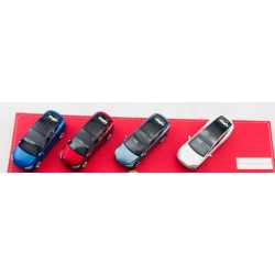 VIP model Tesla X SUV 4 colours to choose 1/64 LIMITED