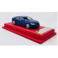 VIP Models Tesla S in metallic Blue 1/64 High Quality LTD.