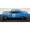Ace 09C Norm Beechey  66 Chevy Nova Shell Racing Team 1/43