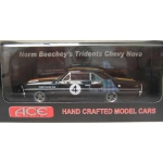 Ace 09B Norm Beechey  66 Chevy Nova Tridents racing 1/43