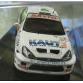 IXO Ford Focus RS WRC 07 #20, Rally Germany 2006 1/43 M/B