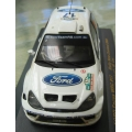 IXO Ford Focus WRC  #17, Rally New Zealand 2005 1/43 M/B