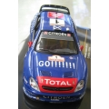 IXO Citroen Xsara WRC #1  Rally Turkey 2006 1/43 M/B