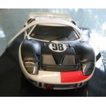 IXO  Ford GT40  Winner 24hrs Daytona 1966 1/43 M/B