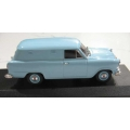 Trax Special issue FC Holden panel van Light Blue 1/43 M/B