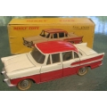24K French Dinky Simca Vedette