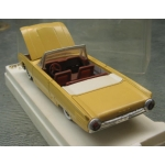 Solido age d'or 1962 Ford Thunderbird conv.