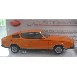 Trax Select Leyland P76 Force 7 coupe limited resin 1/43
