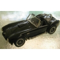 Revell Creative Masters 427 Cobra roadster, black 1/20 EXC cond. boxed