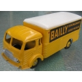 French Dinky 33 Simca Cargo van- Bailly yellow/white AM