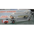 French Dinky Super Toys 894 Unic Car Transporter