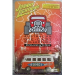 Johnny Lightning  VW Kombi Surf Van limited  1/64