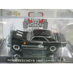 Johnny Lightning  '68 Norm Beechey Camaro limited  1/64