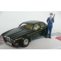 Ace New Avengers John Steed XJC  Broadspeed Jaguar coupe 1/43