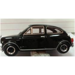 Ace Models Buckle Mini Monaco coupe Black 1/43