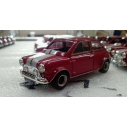 Ace Models Buckle Mini Monaco coupe red 1/43