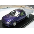 ACETF05B BA XR6 1 tonner pick up in metallic purple, 1/43 limited