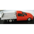 ACETF05A BA 1 Tonner XR6 Pickup. Orange 1/43 limited