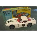 Corgi 324 Marcos 1800 GT in white