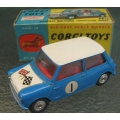 Corgi 227 Mini Cooper
