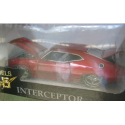 Models 56 XC Falcon coupe met red 1/24