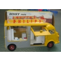 French Dinky 587 Citroen Philips Display van