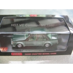 Ace Set of 4 cars, VC HDT Commodores, red, white, black plus rare 2 tone green prototype 001