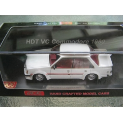 Ace HDT VC commodore in white 1/43