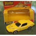 Dinky Toys Purdey's TR7