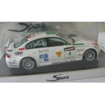 Spark BMW 320si WTCC 2006 No4  Alex Zanardi resin 1/43